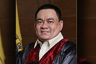 Abas appointed Comelec chair