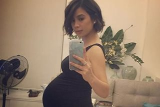 LOOK: Kaye Abad shows off 'real baby bump'