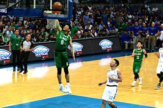Green Archers admit: Ateneo played better in Game 1