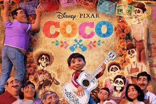 'Coco,' a lively take on the Day of the Dead, wins at box office