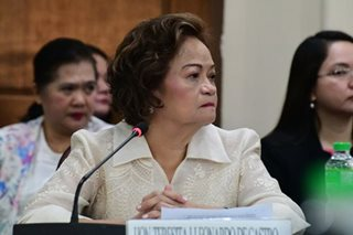 Chief Justice De Castro designates senior magistrates to SET, HRET