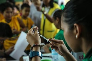 Vaccine scare makes Filipinos more vulnerable to spread of seasonal flu: expert