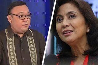 Palace tells Robredo not to worry about 'RevGov'