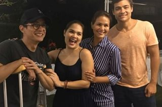 Iza, British fiancé ask Judy Ann, Ryan to be their wedding godparents