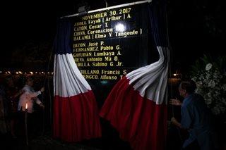 11 bayaning lumaban sa pang-aabuso noong martial law ni Marcos, pinarangalan