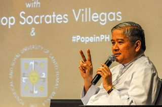 Move to kill ABS-CBN's franchise bid damages trust in gov't- Archbishop Soc Villegas