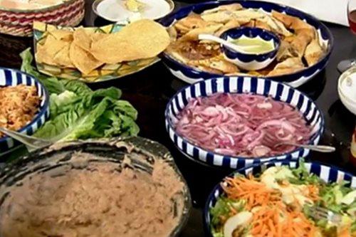 Delicioso! Mexican envoy shows off traditional cuisine