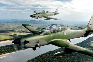 Philippine Air Force to buy Brazilian attack planes