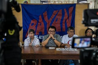 Harassment of activists irks Bayan