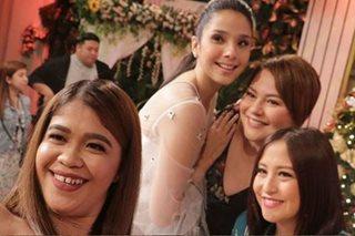Maxene, nagkaroon ng bridal shower sa 'Magandang Buhay'