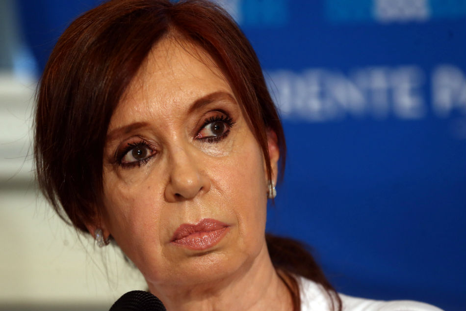 Argentine judge issues arrest warrant for Cristina Kirchner over terror attack cover-up