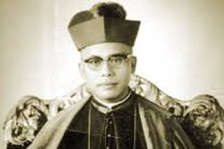 Archbishop Camomot's remains to be transferred to Cebu museum