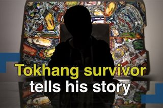 WATCH: Tokhang survivor fights back against the bloody war