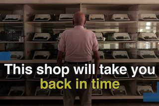 WATCH: This shop takes you back in time