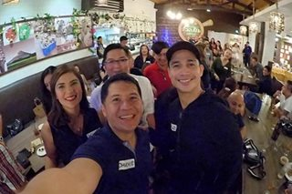 LOOK: Piolo, Ian join Christmas reunion of 'That's Entertainment'
