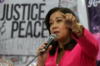 Sereno to accusers: Bring out evidence against me