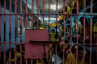 Philippine jails: Space jam