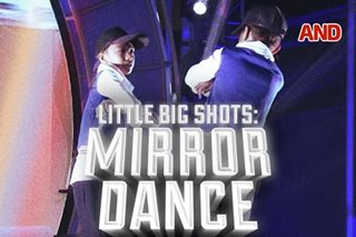 Little Big Shots: Mirror Dance