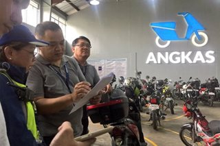 Supreme Court halts court order that favored Angkas operations