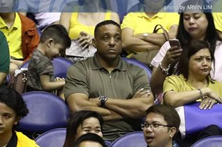 UAAP: Sean Chambers grateful for Tim Cone's endorsement