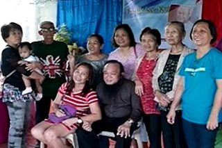 Former Maute hostage reunited with relatives in Iloilo