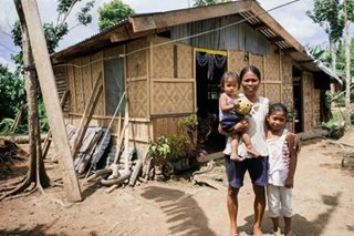 Filipino houses from debris win major award