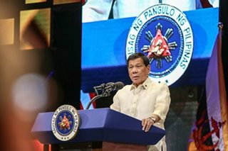 Duterte calls for mass withdrawal from ICC