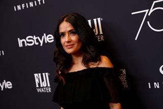 'He was my monster': Actress Salma Hayek alleges Harvey Weinstein misconduct