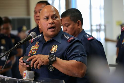 Dela Rosa says open to ICC drug war probe but calls it 'politically motivated'