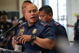 PNP chief says sickly sister a Dengvaxia recipient