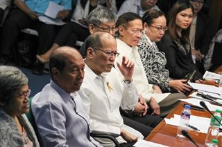 VACC: Aquino, Abad, Garin should be charged with plunder over dengue vaccine mess