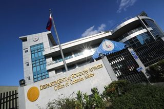 DFA consular offices in Alabang, Parañaque closed Monday for disinfection