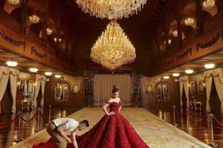 Palace says nothing wrong in Duterte granddaughter's Palace photoshoot