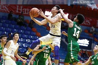 Blue Eaglets complete first round sweep of UAAP juniors