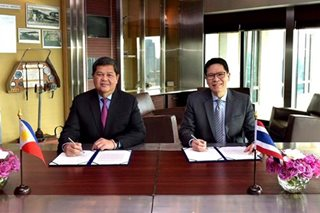 Philippines, Thailand sign banking supervision agreement