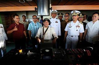 PH Navy chief, sinibak dahil ayaw sundin ang kontrata: Lorenzana