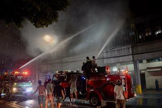 Fire brigade sa kada barangay sa QC iminungkahi