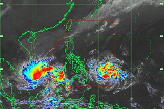 LPA off Mindanao now tropical depression 'Vinta'