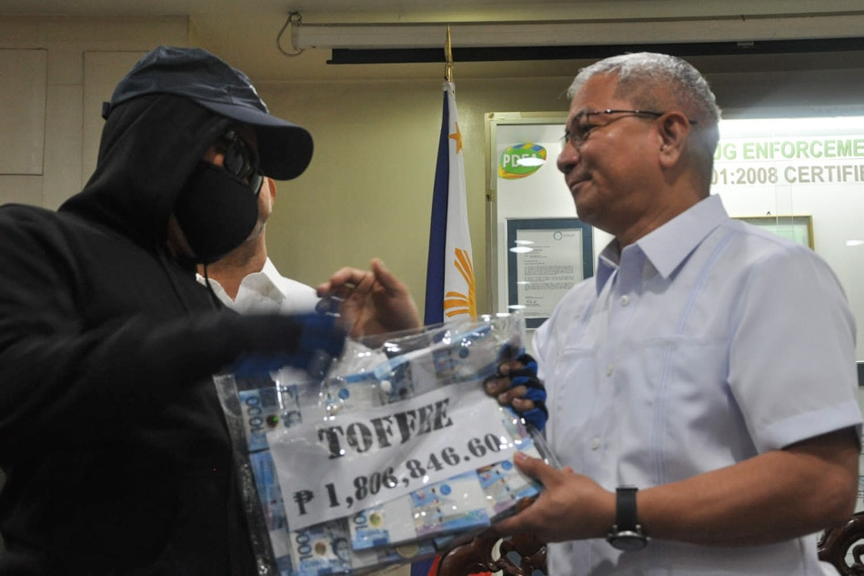 PDEA rewards informants