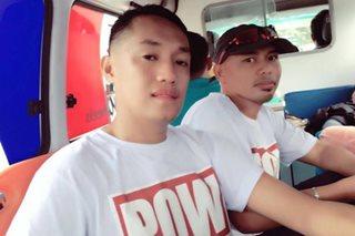 2 pulis na binihag ng NPA sa Surigao del Norte, pinalaya na