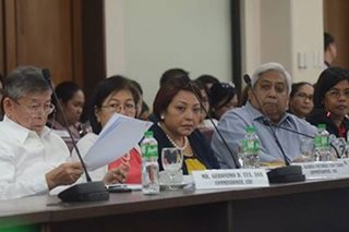 CA issues 60-day TRO vs ERC commissioners' suspension - Devanadera