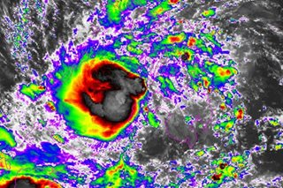 'Vinta' may strengthen anew, PAGASA warns