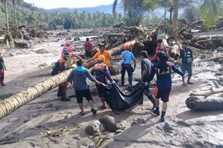 In Lanao del Norte, flood victims forced to stay at funeral homes for Christmas