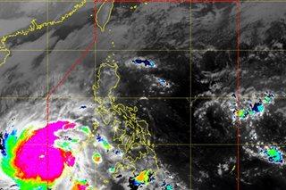 Vinta intensifies into a typhoon