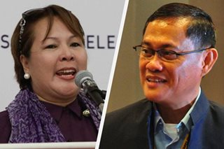 Duterte was 'joking': Sandra Cam says won't mend ties with Balutan