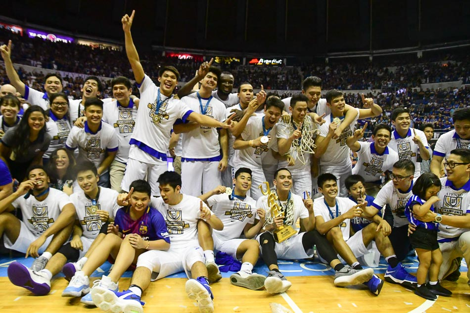 Kentucky Basketball One Shining Moment 2012: REWIND: Ateneo, San Beda Rule Collegiate Basketball In