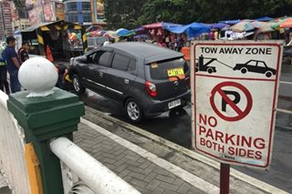 Got a car? Get parking, too: Pimentel wants unassailable proof-of-parking space bill