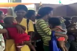 Aetas reunite with loved ones this Christmas
