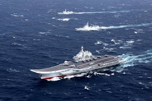 China proposes regular military exercises with ASEAN in S. China Sea