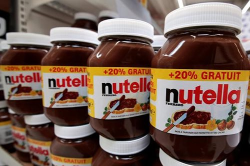 Nutella-maker Ferrero seeks to crack Turkish grip on hazelnuts